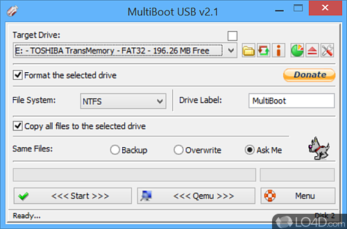 Download bootable usb drive creator tool for windows.