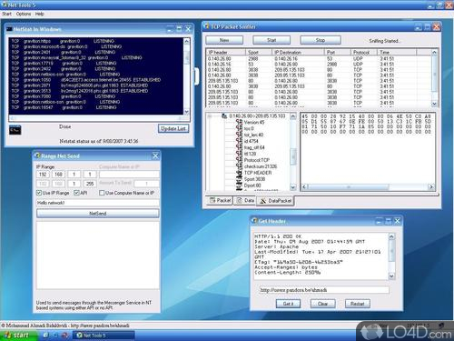 Net Tools - Screenshot 5