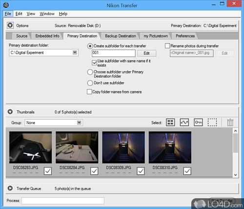 Nikon Transfer - Download