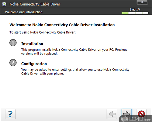 Nokia Connectivity USB Driver - Download