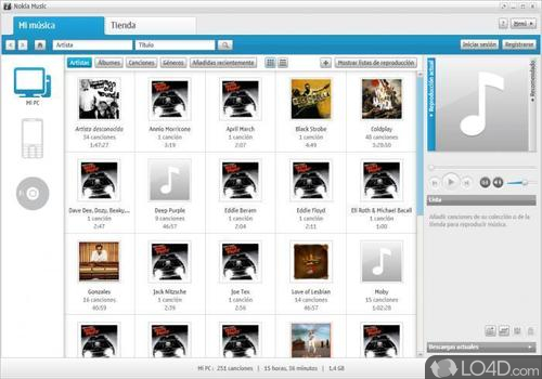 Nokia Music Player - Download