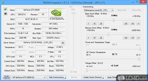 Nvidia Profile Inspector - Screenshot 2