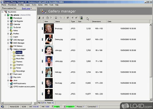 Oxygen Phone Manager II - Download