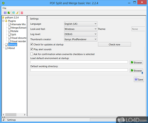 PDF Split and Merge Basic - Download