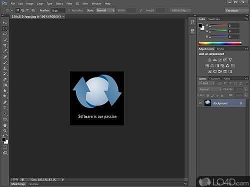 Adobe Photoshop CS6 - Screenshot 1