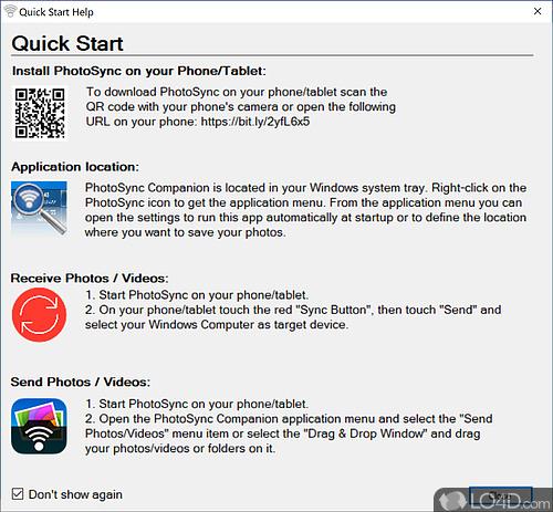 PhotoSync Companion - Download