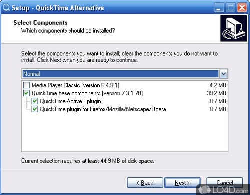 QuickTime Alternative - Download