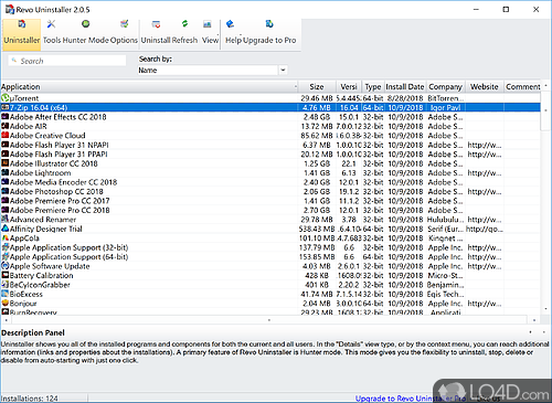 Uninstaller Software For Windows 7 64 Bit 10 Free Software