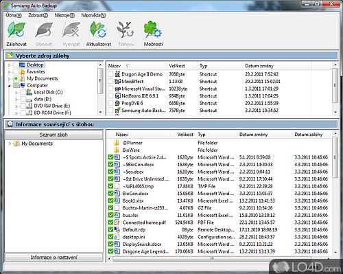 Samsung Auto Backup - Screenshot 2