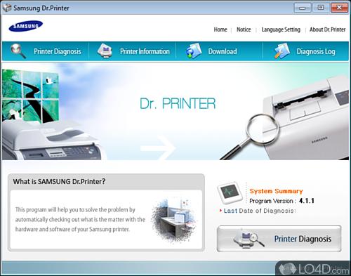 Samsung Dr  Printer - Download