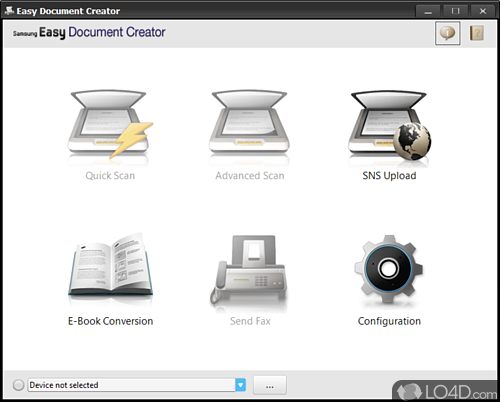 Samsung Easy Document Creator - Download