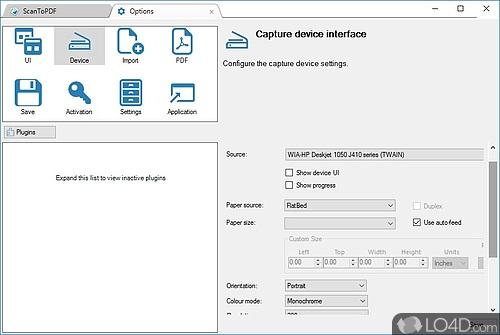 Scan to PDF - Download