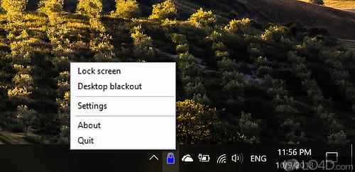 Screen Blur - Screenshot 1