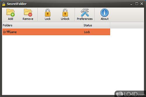 SecretFolder - Download