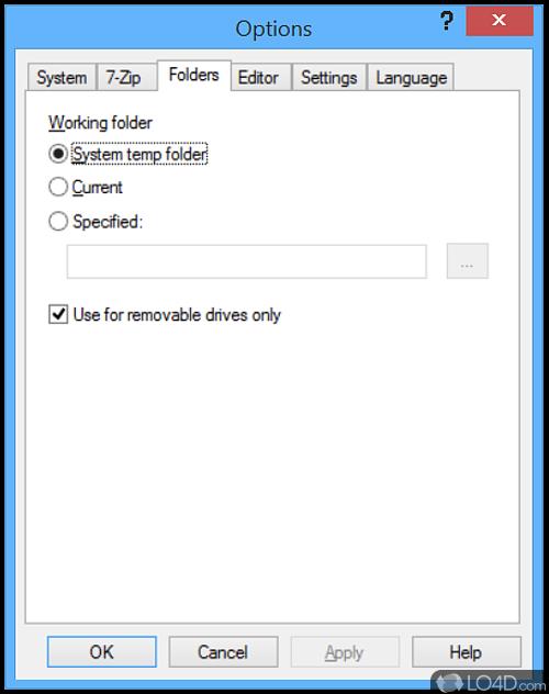 7-Zip - Screenshot 6