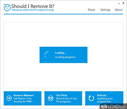 Should I Remove It - 1