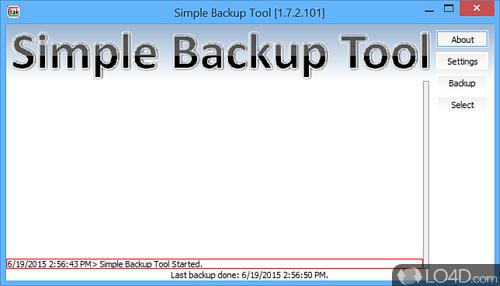 Simple Backup Tool - Download