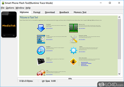 Smart Phone Flash Tool - Download
