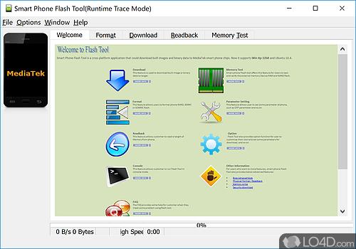 Smart Phone Flash Tool - Screenshot 1