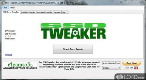 SSD Tweaker - Download