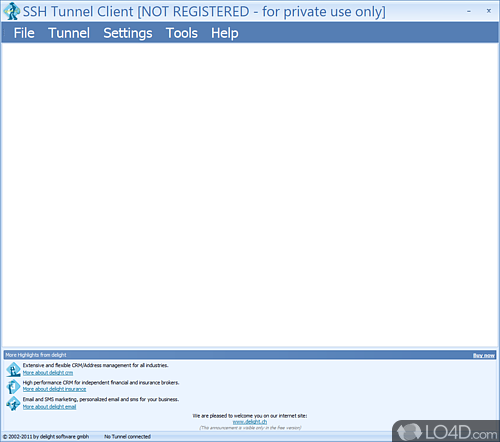 SSH Tunnel Client - Download