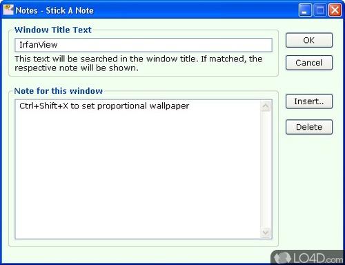 Stick-a-Note - Screenshot 2