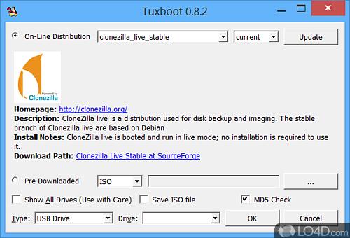 Tuxboot - Download