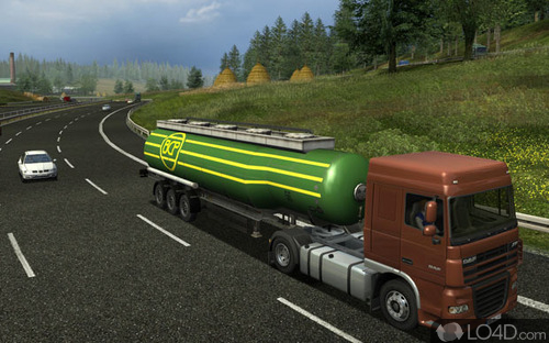 UK Truck Simulator - Screenshot 4
