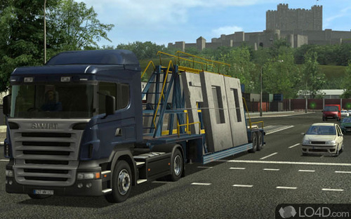 UK Truck Simulator - Screenshot 5