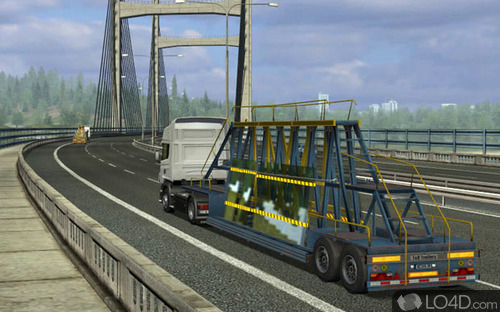 UK Truck Simulator - Screenshot 6