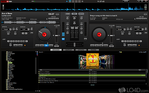 TÉLÉCHARGER VIRTUAL DJ FREE HOME EDITION 7.0.3 GRATUITEMENT