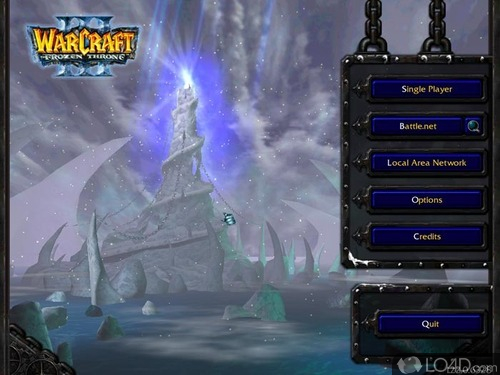 warcraft 3 frozen throne free download full game for pc