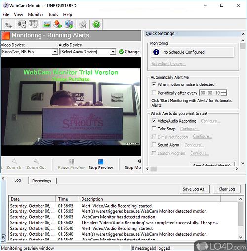 WebCam Monitor - Download