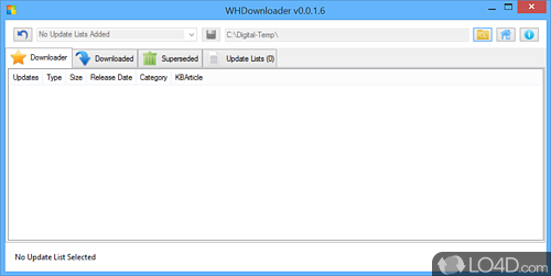 WHDownloader - Download