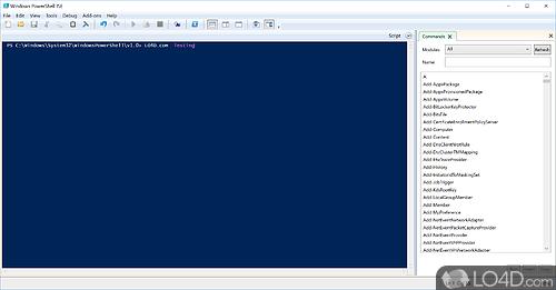Windows PowerShell - Download