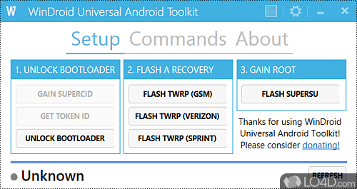 WinDroid Universal Android Toolkit - Download