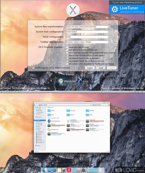 macOS Transformation Pack - Download