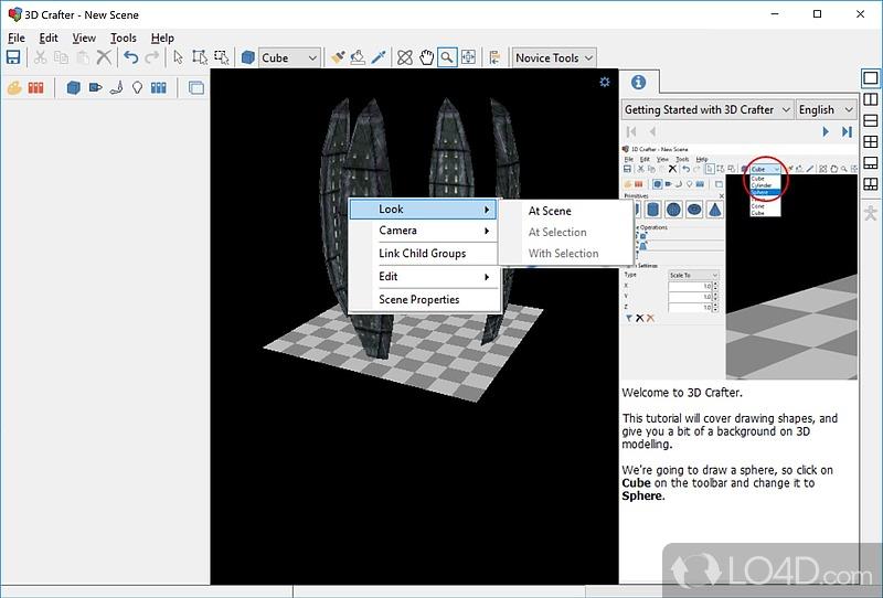 3DCrafter - 2
