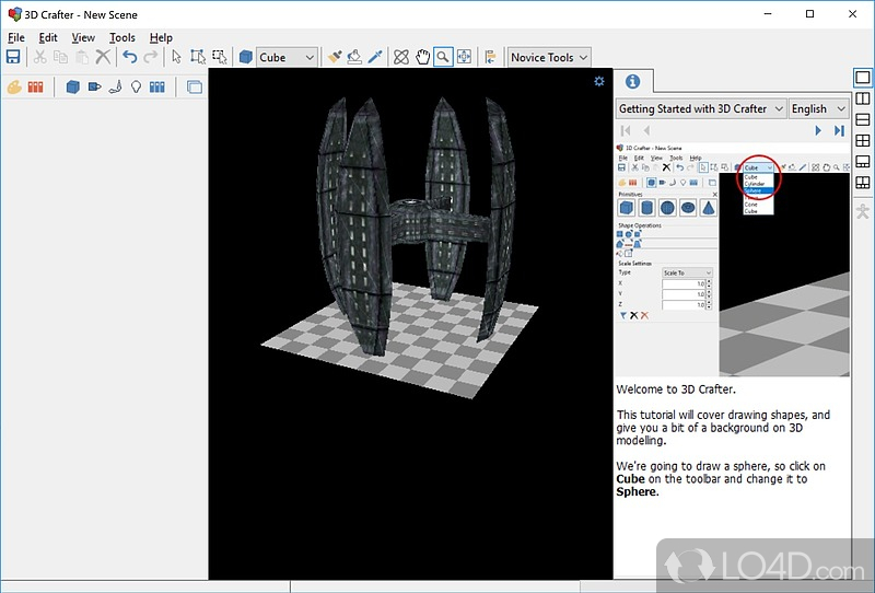 3DCrafter - 1