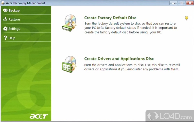 acer erecovery management 3.0.3014