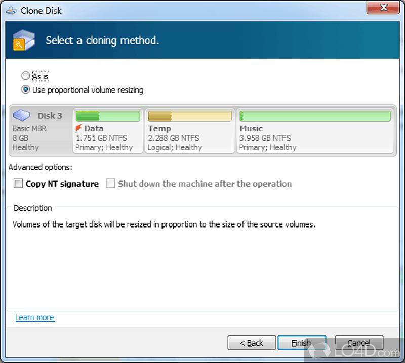 Acronis partition expert для windows 7 - фото 3