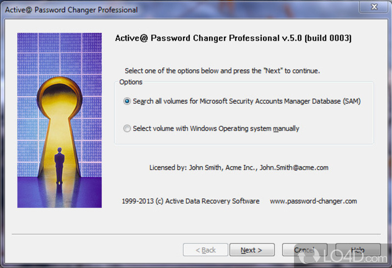 Windows xp administrator password recovery free.