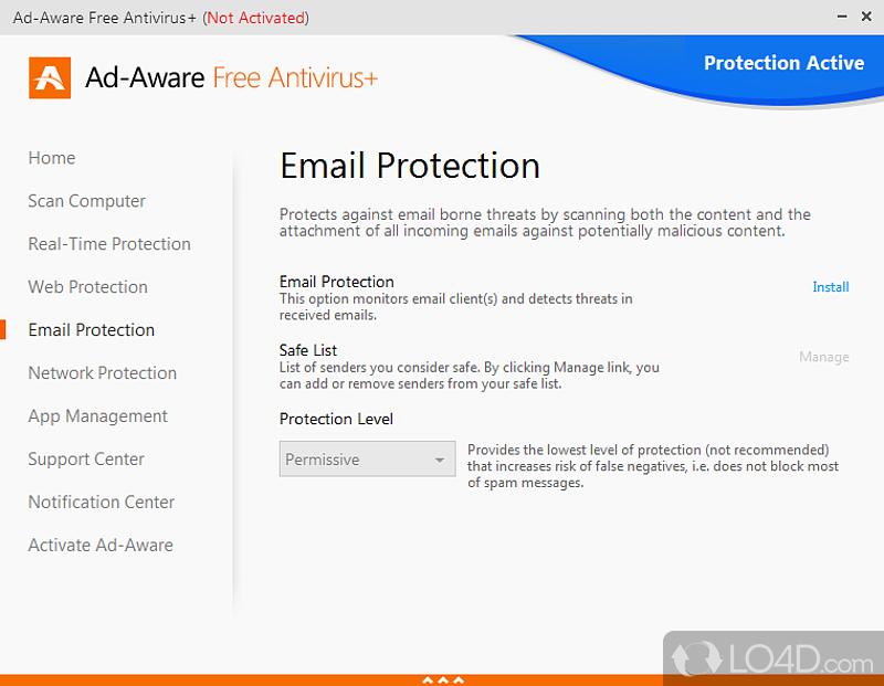 Ad Aware Free - Screenshots