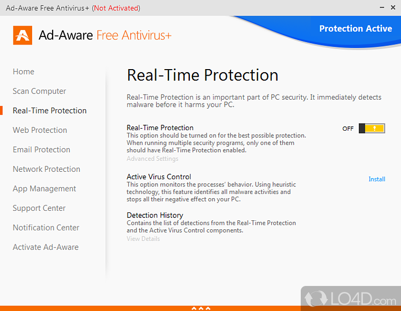 Ad Aware Total Security Review - LO4D.com