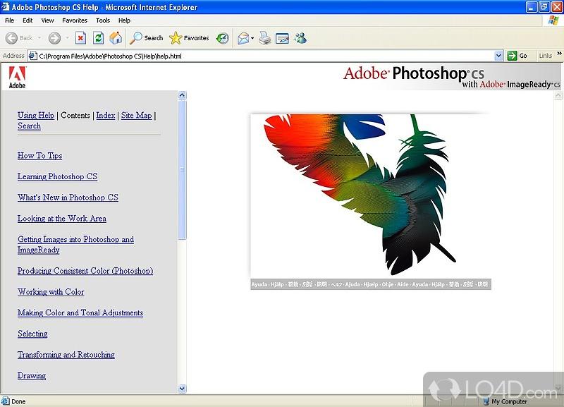 Adobe Photoshop 8 CS