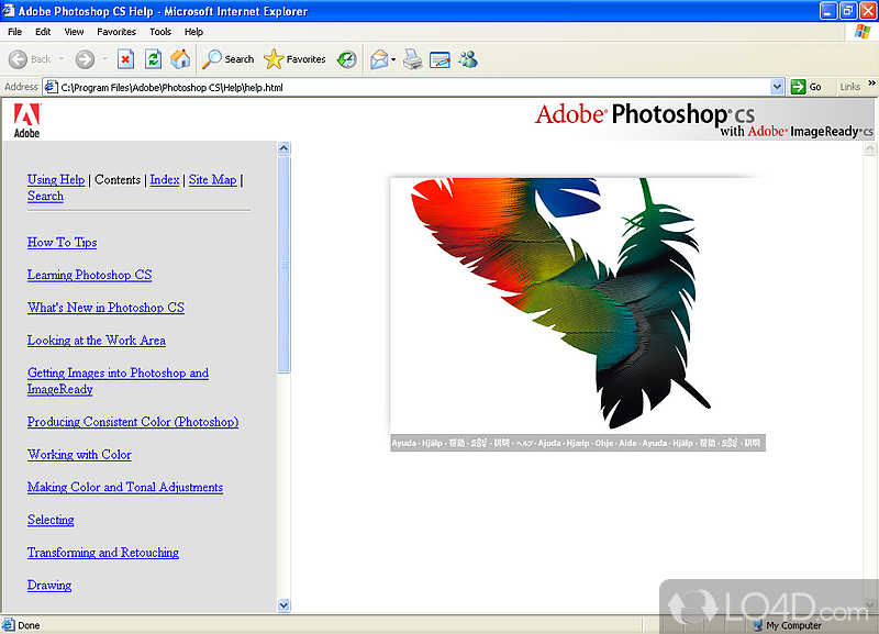 Adobe Photoshop 8 CS - Download
