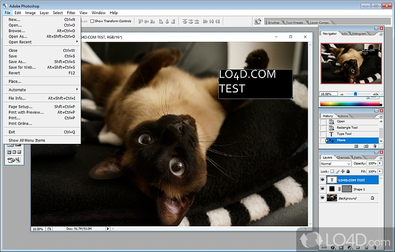 Скачать Adobe Photoshop CS2 9.0 rus + crack бесплатно.