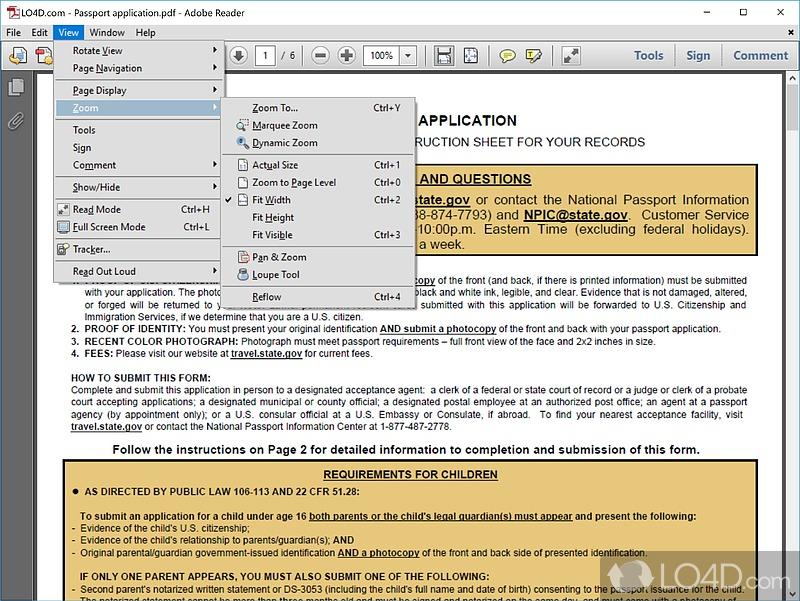 ... Adobe Reader XI - Screenshot 4