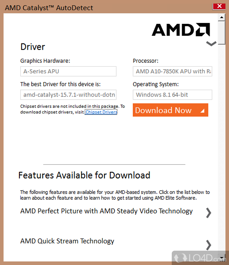 Amd Driver Autodetect Download