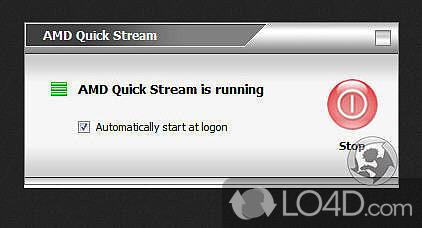 Amd quick stream скачать